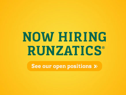 Now Hiring Runzatics!
