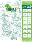 runza adventures beach