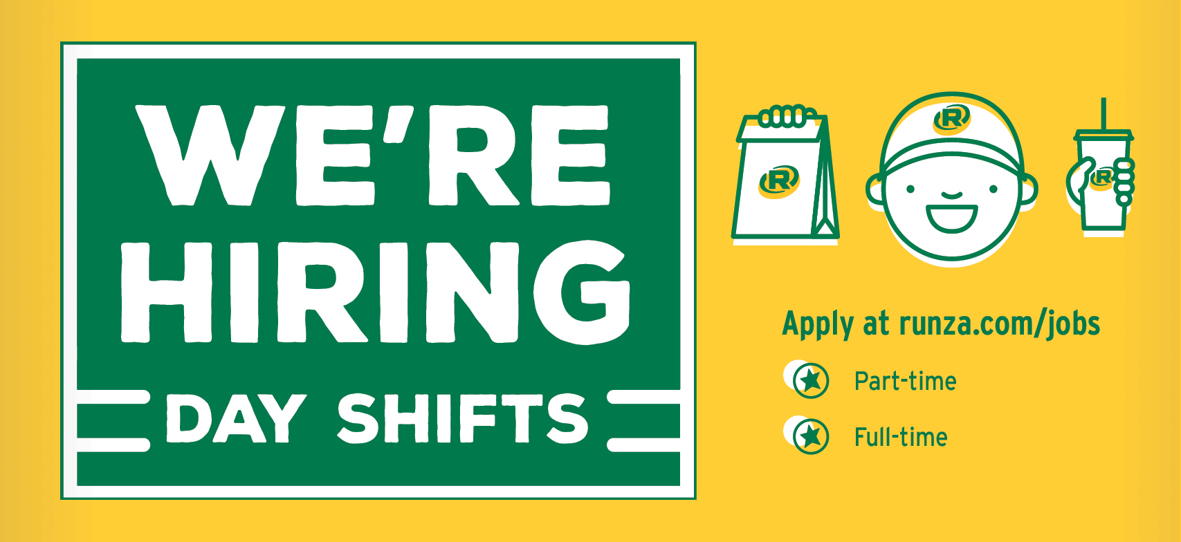 Hiring for Day Shifts
